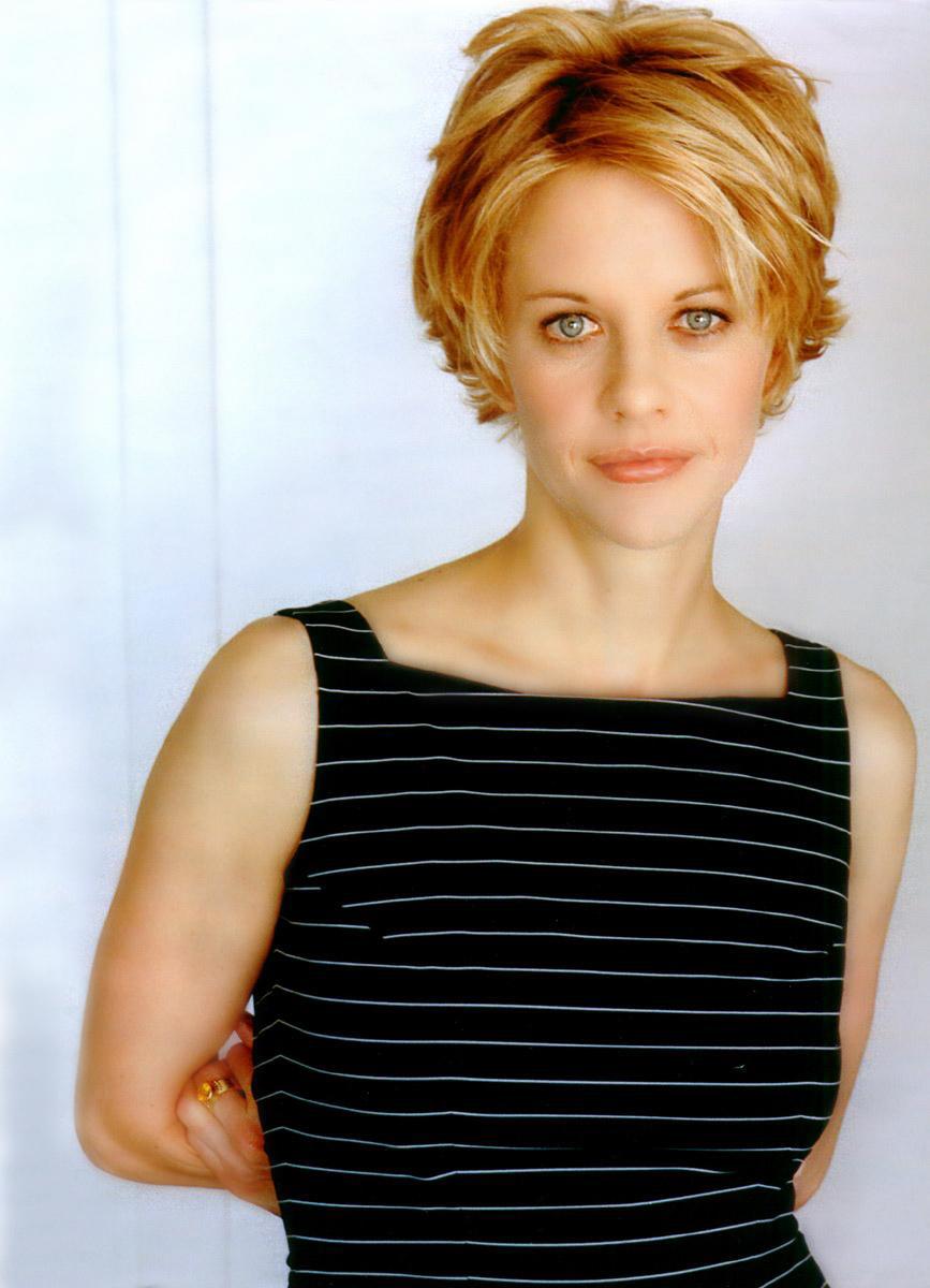 Meg Ryan Hairstyles 2011 Celebrity Hair Cuts