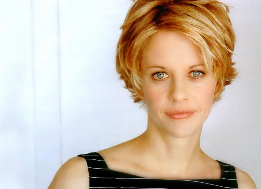 Meg Ryan Hair Cut