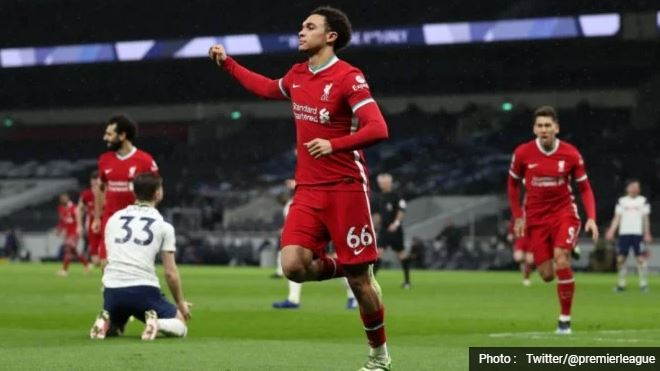 Tottenham Hostpur vs Liverpool 1-3 Highlights