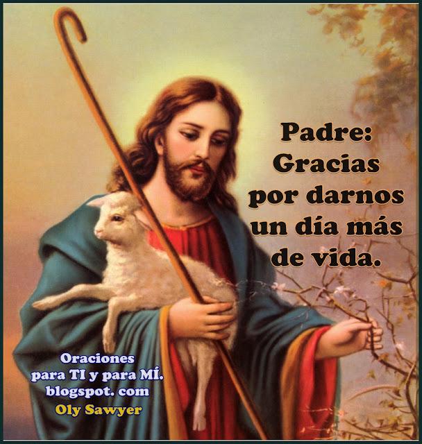 Que la gloria, la honra, el poder y el honor sean dados a ti Padre.  Que toda rodilla se doble y confiese que Tú eres el Eterno creador de la vida,  mi alma te alaba Padre Santo.