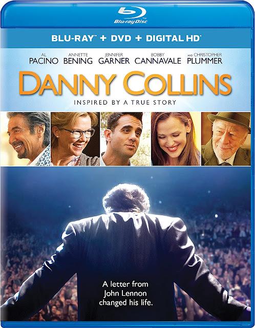 Danny Collins [BD25] *Con Audio Latino
