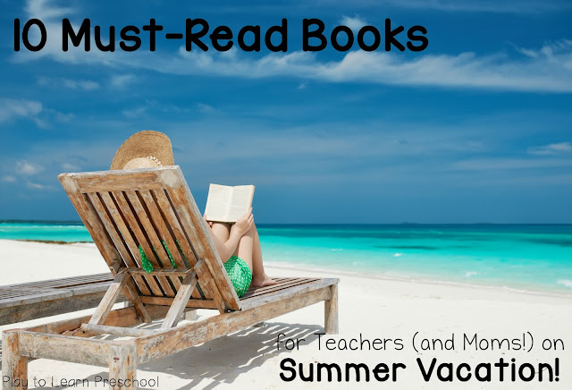 Summer Reading list for adults