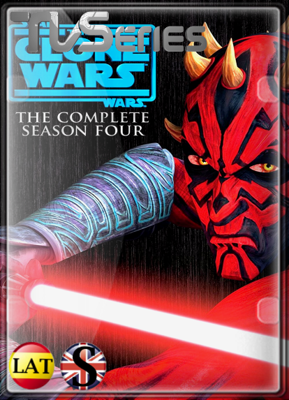 Star Wars: The Clone Wars (Temporada 4) HD 1080P LATINO/INGLES