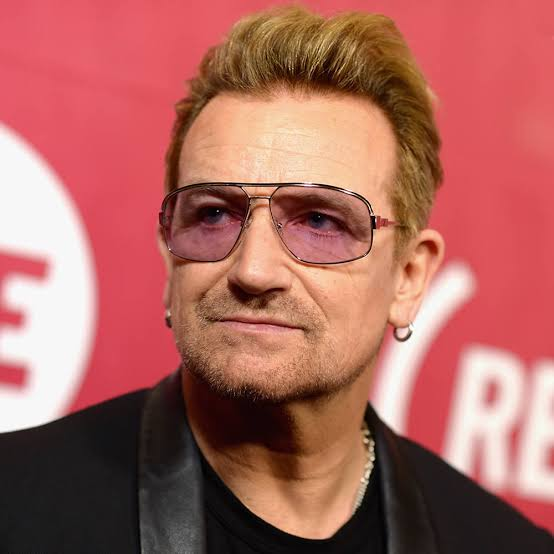 Bono is the 8th richest musician in the world