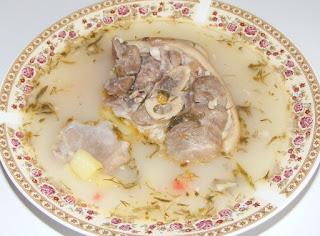 ciorba, ciorbe, borsuri, ciorba de rasol de porc, retete de mancare, mancaruri cu carne, retete culinare,