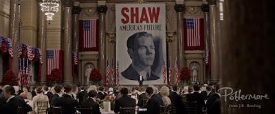 """""""Shaw"""" per il futuro dell'America"""