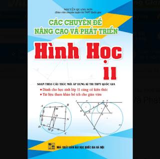 Các Chuyên Đề Nâng Cao Và Phát Triển Hình Học Lớp 11 ebook PDF-EPUB-AWZ3-PRC-MOBI