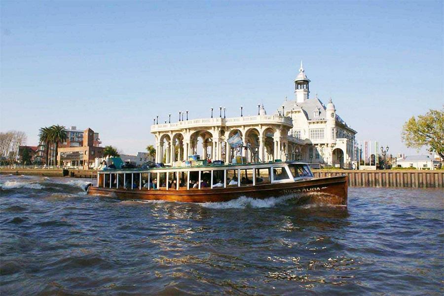 Passeio De Barco No Delta Do Tigre Em Buenos Aires Dicas