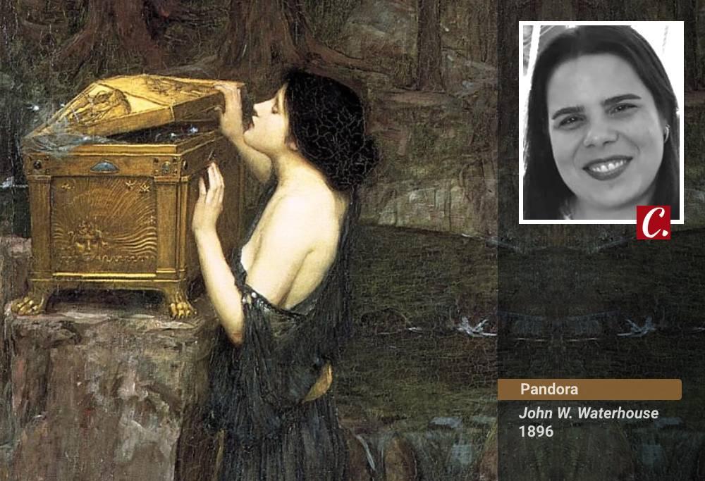 literatura paraibana mitologia inconsciente desejo pandora alcione albertim