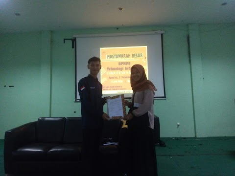 Favian resmi terpilih sebagai mandataris Ketua Umum BPKMJ TI