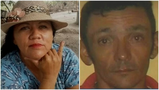 Casal é assassinado no intervalo de 48 horas no interior do Ceará