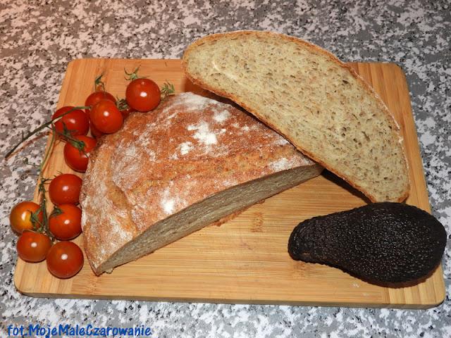 Chleb orkiszowy z kuskusem z garnka - CZYTAJ DALEJ
