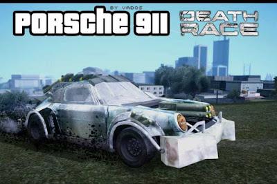 Porsche 911 (Death race)