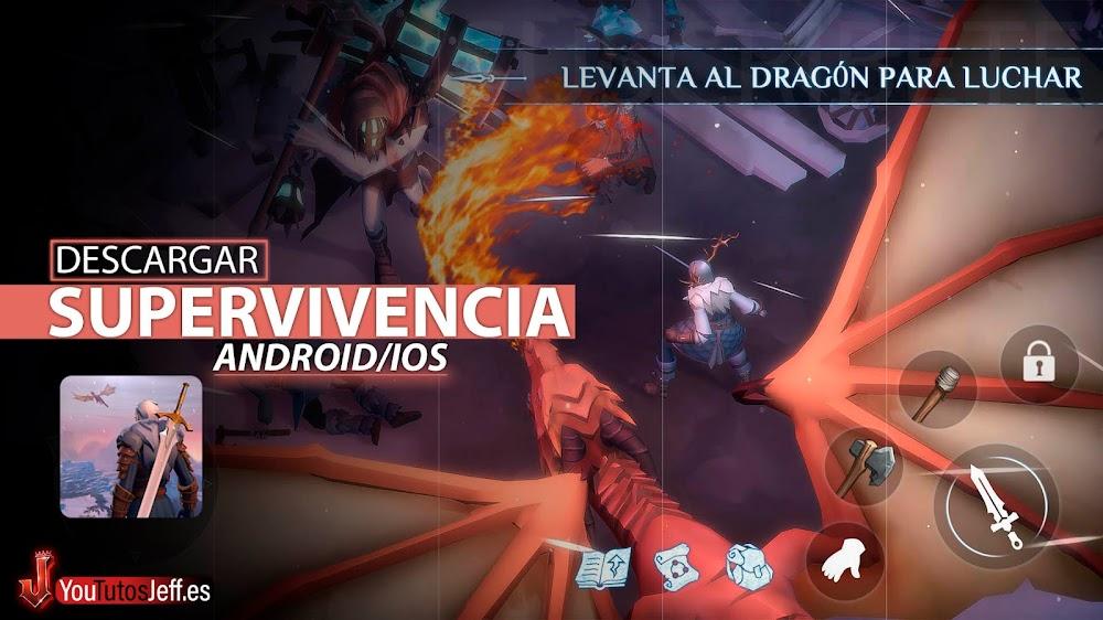 Brutal Juego de Supervivencia, Descargar Winter Survival para Android o iOS