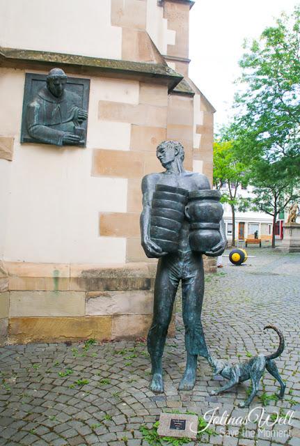 Dibbemarkt Denkmal