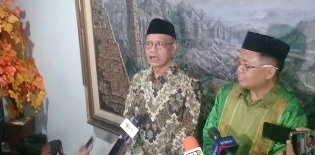 Lakukan Pertemuan Tertutup, Ini Pesan PP Muhammadiyah untuk PKS