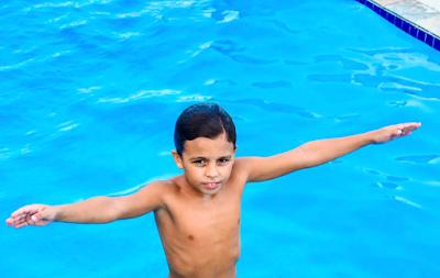 Paraibano de 11 anos representará o Brasil  no 8° Campeonato Pan-Americano Juvenil de Saltos Ornamentais no Canadá