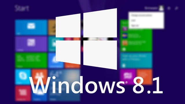 Serial de instalación para Windows 8.1