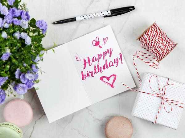 5 Creative Birthday Gift Ideas