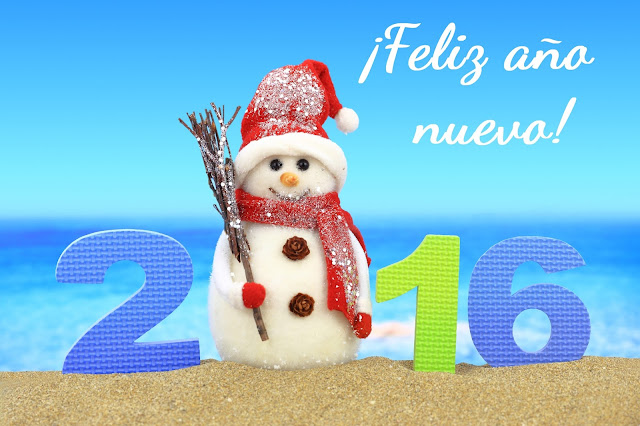 Feliz año 2016 (Siempredulces)