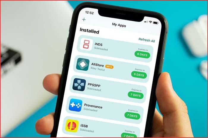 متجر Altstore أفضل بديل لمتجر ابل ستور لتحميل التطبيقات بدون جلبريك تيك فيو Techview