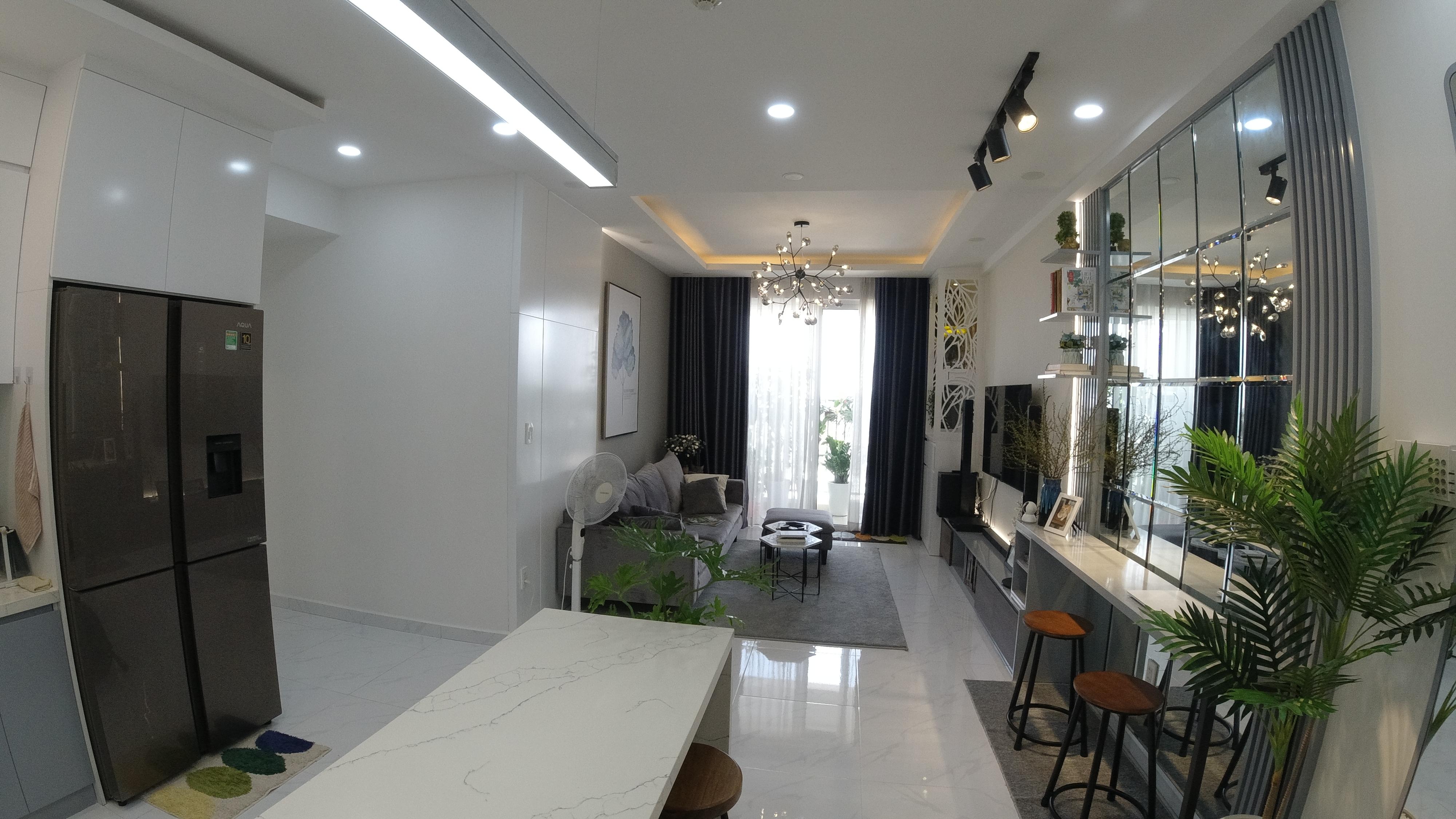Bán căn hộ RichStar 3 phòng ngủ, tháp RS5, full nội thất cao cấp