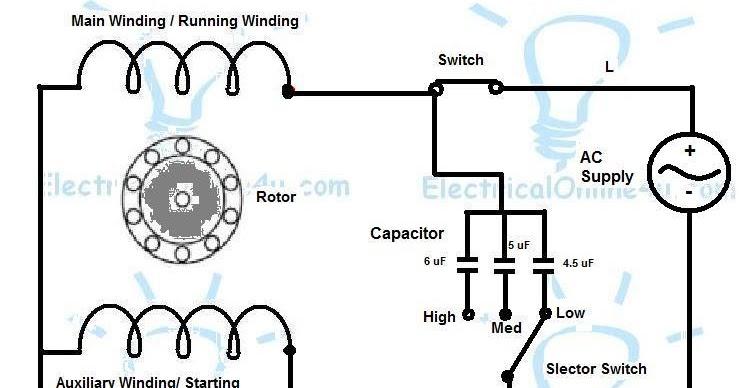 21 Awesome Century Fan Motor Wiring Diagram