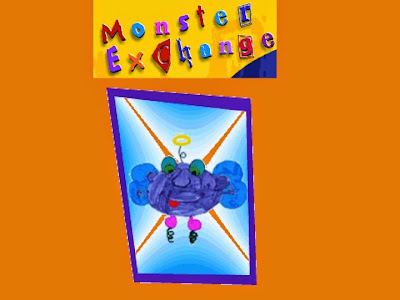 Rebecca Emberly has written several precious Monster books. These activities go along with the monster theme.