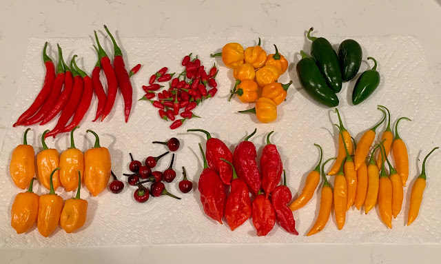 Picked Peppers