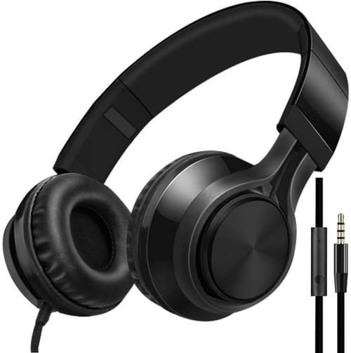 Review FindTop Over Ear Headphones Gaming Headset