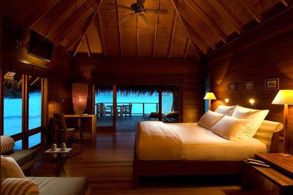 Bedrooms Design Overlooking Sea   Wonderful