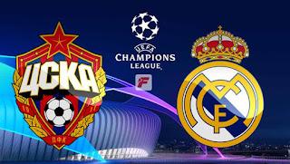 CSKA Moskova - Real Madrid maçini izle 17 mayis 2019