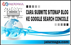 Cara Submit Sitemap Blog ke Google Search Console