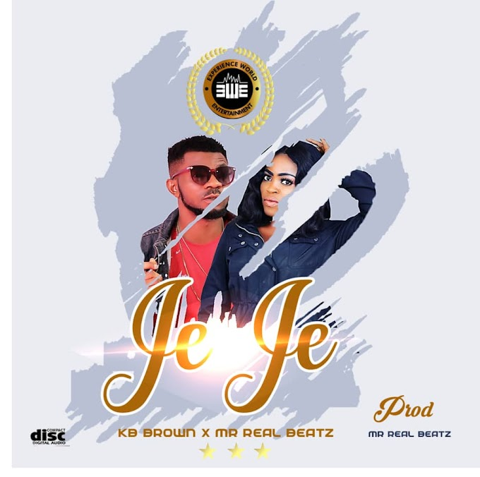 "KB Brown — ""JeJe"" ft Mr. RealBeat 