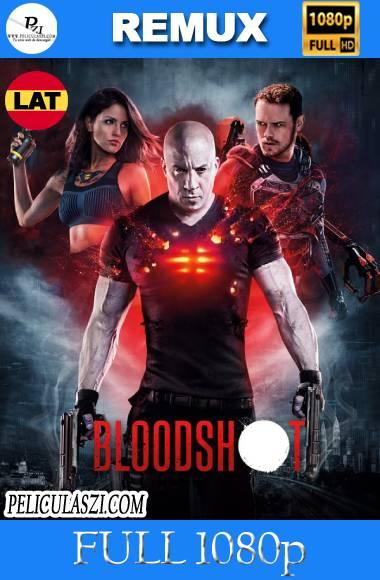 Bloodshot (2020) Full HD REMUX 1080p Dual-Latino