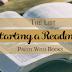 [The List #5] Kickstarting A Reading Roll