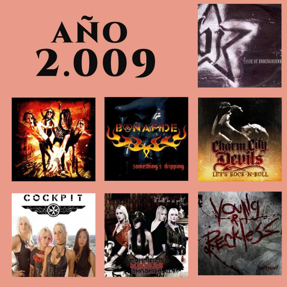 10 discos de Hard, Glam y Sleaze del siglo 21 - Página 4 A%25C3%25B1o%2B2009%2B01