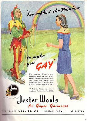 Jester Wools for Gayer Garments