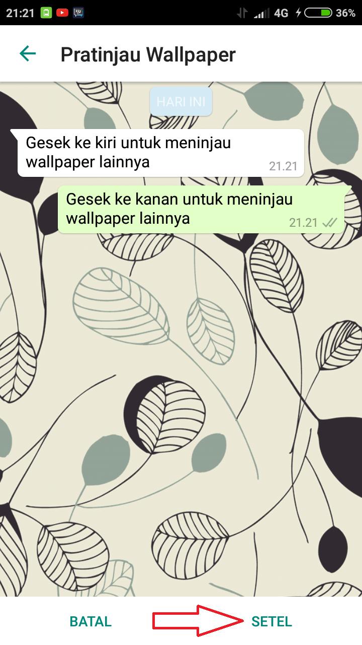 Gambar Wallpaper Keren Untuk Whatsapp Bilik Wallpaper