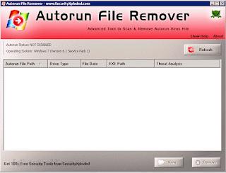 Autorun File Remover 5.0