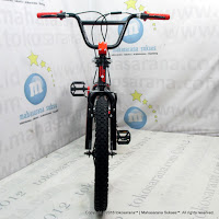 Sepeda BMX Pacific Hot shot XCR 6.0 FreeStyle 20 Inci