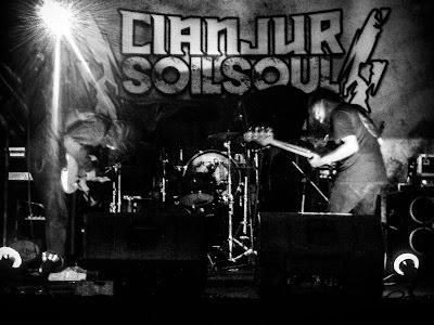 "SOOT - ""Grim Atmosphere, Grim Sound"" ( Album Download ), Album Band Drone Doom Indonesia terbaru"