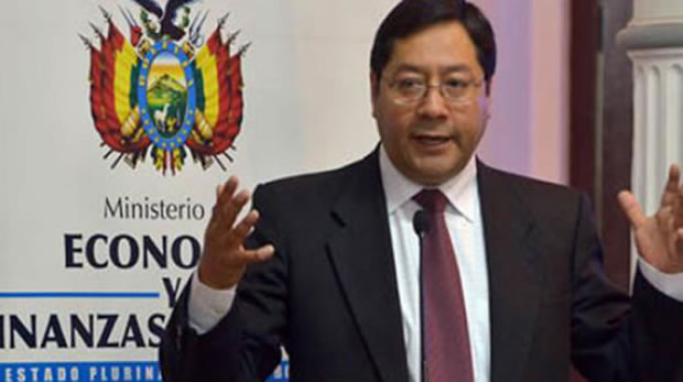 Ministro Arce dice que Bolivia cuenta con $us 13.294 millones para enfrentar la crisis