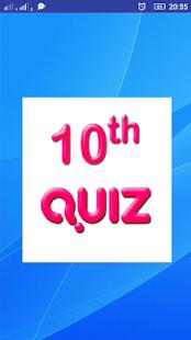 TN Schools 10th Quiz - Android App! ~ Padasalai No 1
