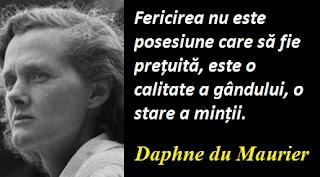 Citatul zilei: 13 mai - Daphne du Maurier