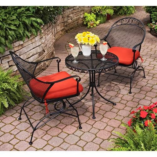Better Homes and Gardens patio furniture replacement glass