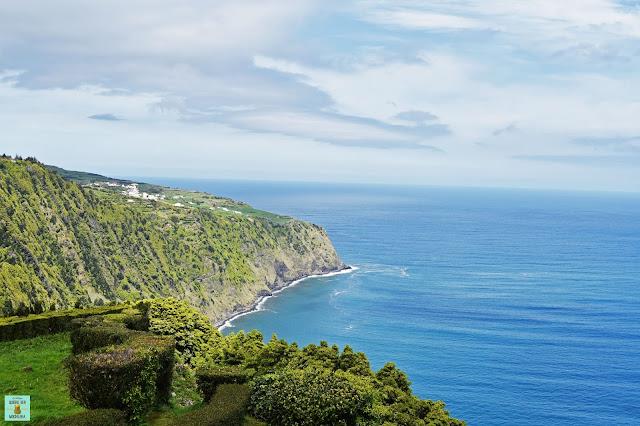 Miradouro Ponta da Madrugada, Sao Miguel (Azores)