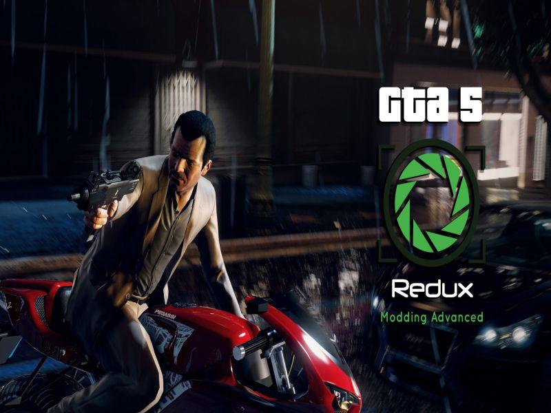 Download GTA 5 Redux Game PC Free