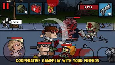 """قنص الزومبي الرائعة """"Zombie Age 3"""" النسخة المعدلة"""