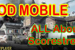 10 Scorestreak Terbaik Di Game Call Of Duty Mobile